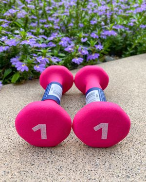 ‼️ BRAND NEW / BEST QUALITY 1lb Neoprene Dumbbells (Pair) - Workout Weights for Sale in San Diego, CA