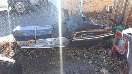 Snowmobile Skidoo Citation 4500 for Sale in Yakima,  WA
