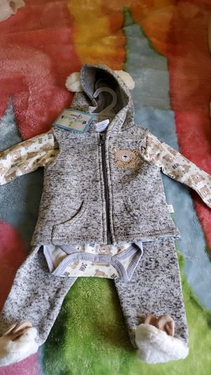 0-3 months baby boy clothes for Sale in Los Angeles, CA