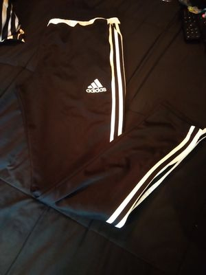 **WOMEN ADIDAS JOGGER SIZE LARGE** for Sale in Trenton, NJ