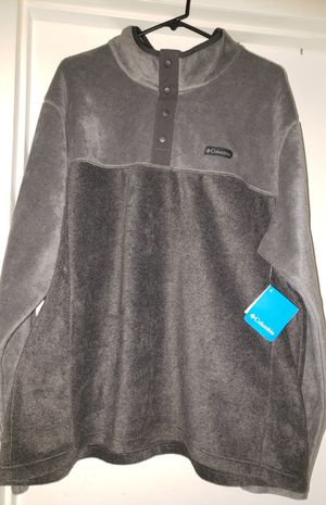 NEW- Men's Columbia Sweater size 2XL for Sale in Renton, WA