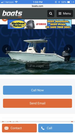 Center Console boat wanted for Sale in Lutz, FL