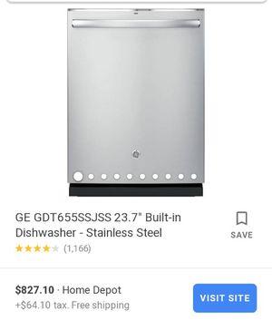 GE Dishwasher for Sale in Draper, UT