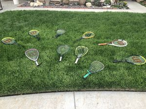 Tennis Racket Bundle Deal for Sale in Fontana, CA