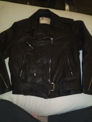 1970's Excelled Leather Bikers Jacket for Sale in Abilene, TX