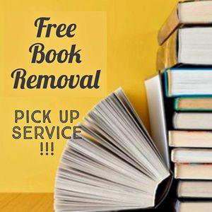 Free Book Removal for Sale in Saddle River, NJ