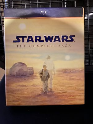 Star Wars COMPLETE SAGA!! for Sale in Bellflower, CA