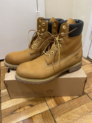 "Timberland Mens 6"" Inch PREMIUM Waterproof WORK BOOTS Double Sole Size 10 for Sale in Washington, DC"