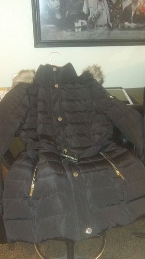 two jackets Michael Kors small and medium black for Sale in Denver, CO