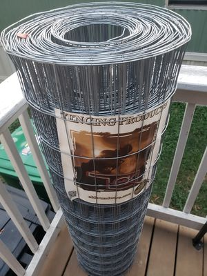 Brand new roll of wire fencing for Sale in Huffman, TX