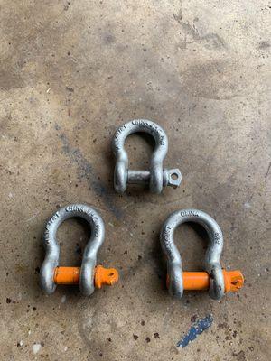 3 candados de alta resistencia x $30 for Sale in Grand Prairie, TX