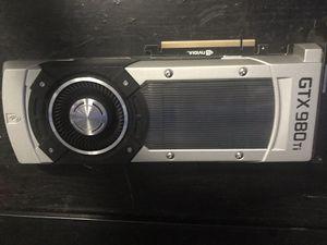 GeForce GTX 980Ti for Sale in Westland, MI