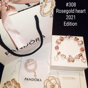 New Rosegold Pandora Bangle for Sale in Columbus, OH