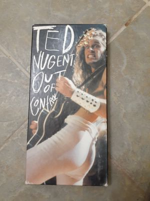 Ted Nugent cds for Sale in San Bernardino, CA