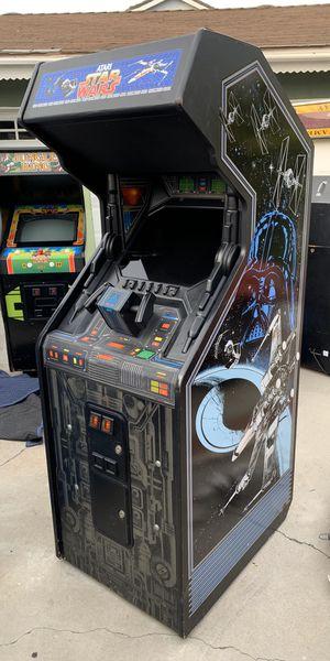 Atari Star Wars arcade game for Sale in Cypress, CA