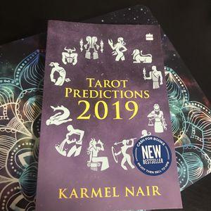 Tarot Predictions Book for Sale in Concord, CA