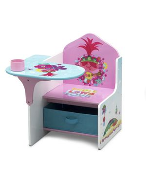 Trolls chair desk for Sale in Stoughton, MA
