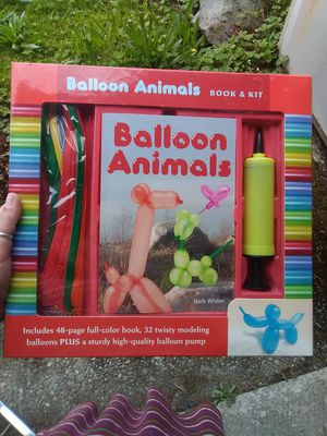 Balloon Animal Kit for Sale in Everett, WA