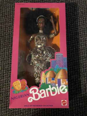 1989 Nigerian Barbie for Sale in Omaha, NE
