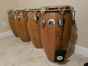 Meinl Woodcraft congas for Sale in Port St. Lucie, FL