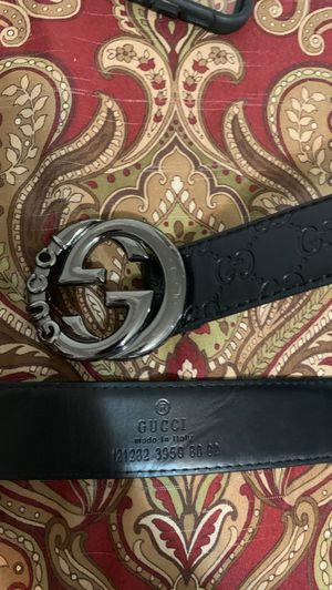 Gucci belt for Sale in Nevada, TX