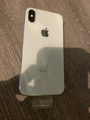 New White 64GB IPHONE X for Sale in San Francisco, CA