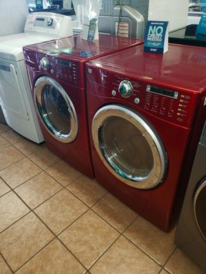 Washer and Dryer Set LG for Sale in Lynwood, CA