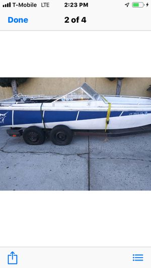 Parts !! Boat & trailer $$ OBO .. for Sale in San Diego, CA