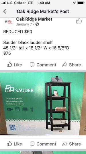 Ladder shelf for Sale in Mount Olive, NC
