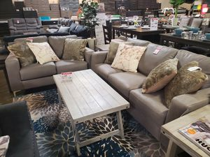 Sofa and Loveseat, Steel for Sale in Midway City, CA