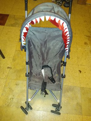 Baby shark stroller first come first serve serious inquiries only for Sale in Pittsburgh, PA