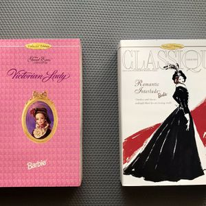 Barbie Collectors Item (Vicotrian, And Classique) for Sale in Austin, TX