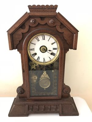 Antique New Haven Alarm Gong Chime Clock for Sale in Lexington, SC