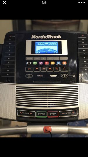 Nordictrack c700 treadmill for Sale in Webster, MA