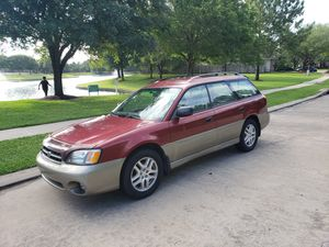 2002 Subaru Outback for Sale in Houston, TX