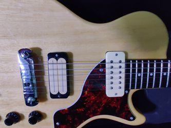 Guitar,Hamer, Korina, Electric, Guitar, for Sale in Auburn,  WA
