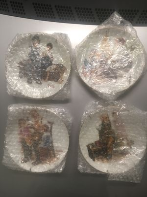 China Plates, Norman Rockwell Series for Sale in Las Vegas, NV