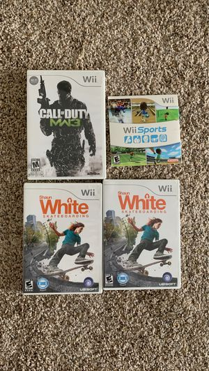 Wii Games for Sale in Glendale, AZ