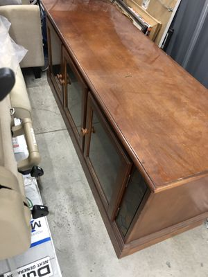 Tv stand for Sale in Franklinton, NC