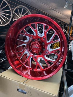 """20"""" Offroad wheels ( No Credit Check Finance Available Only $40 Down ) for Sale in Queens, NY"""