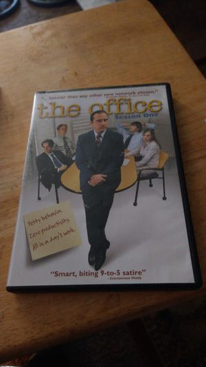 The Office Season One DVD Set for Sale in Chula Vista, CA