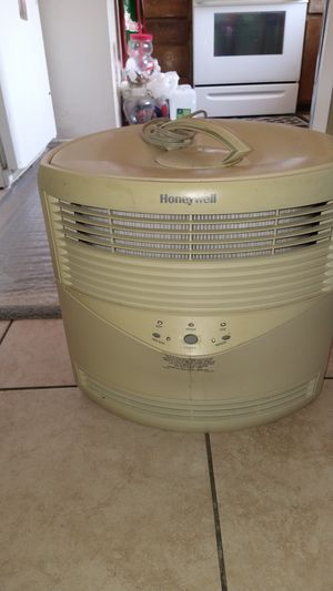 $10! HONEYWELL AIR PURIFIER NEW FILTER Works great! for Sale in Orange, CA