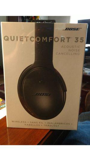 Bose QC35 Quiet Comfort for Sale in Boston, MA