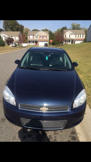 2007 Chevy Impala for Sale in Charlotte, NC