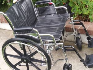 Wheelchair 25 in good conditions 140 for Sale in Lake Forest, CA