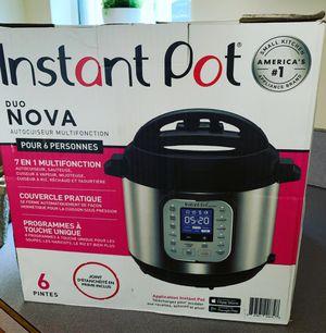 instant pot 6Q new for Sale in Newport News, VA