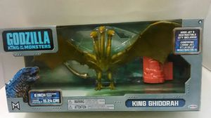 """Godzilla King of the Monsters --- Three Heads King --- """"Ghidorah Action Figure"""" for Sale in North Providence, RI"""