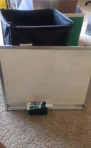 Dry erase board for Sale in Silver Spring, MD