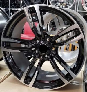 "Bmw 20"" rims tires set for Sale in Hayward, CA"