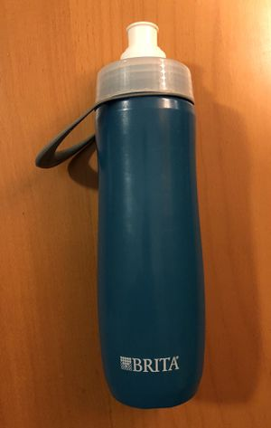 Brita with build in filter water bottle for Sale in Los Angeles, CA